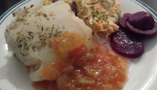 女子、伝統のフルーツ・ケチャップでパテ・シノワをペロリと食べる!②