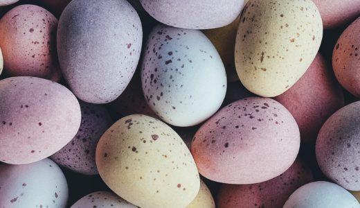 カナダのイースター(復活祭)うさぎ・ひよこ・卵で家族と祝う!