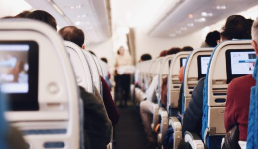 海外一人旅、フライト予約時・機内で気をつけたいおすすめポイント!