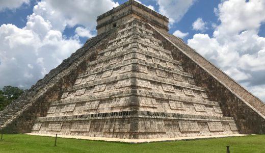 世界遺産、チチェン・イツァ遺跡!ピラミッド、エル・カスティーヨとククルカンの降臨